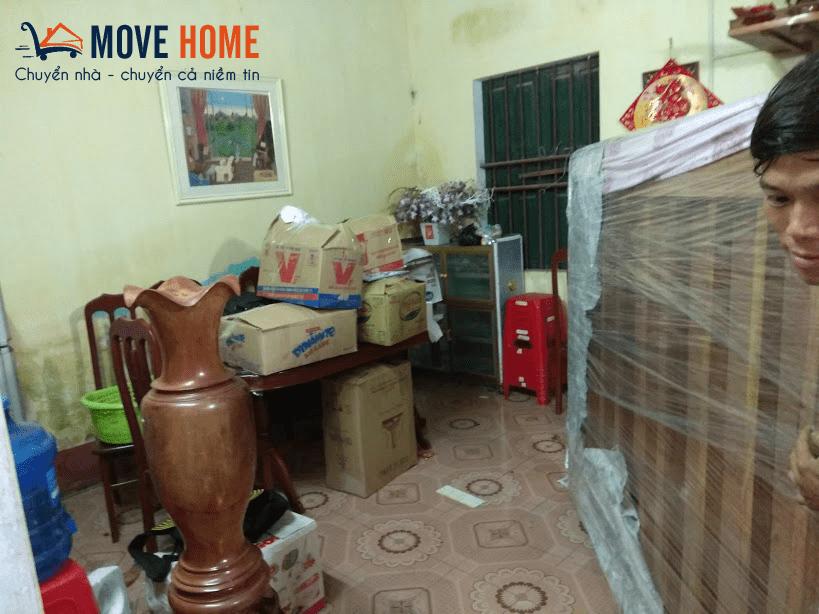 chuyển giá chi phí thấp tại Move home