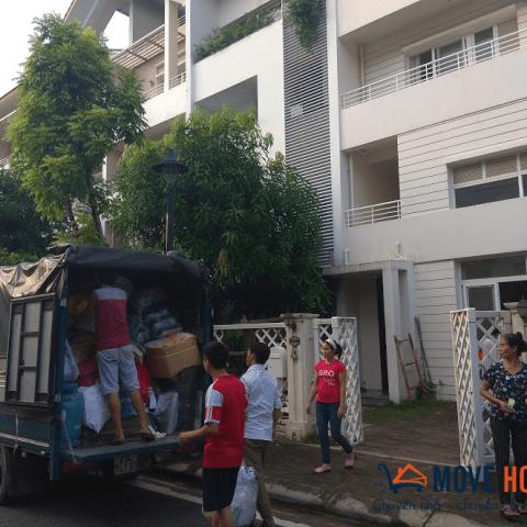 Dịch vụ chuyển nhà tại Quận Hoàng Mai đảm bảo phục vụ tận tình