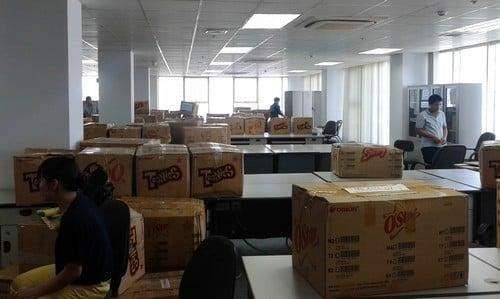 Cách tìm đơn vị chuyển văn phòng tại Hà Nội uy tín - Chất lượng