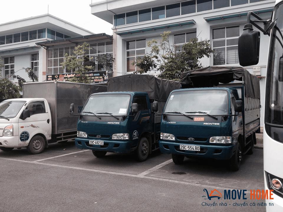 Dịch vụ xe tải chuyển nhà hiện nay-1