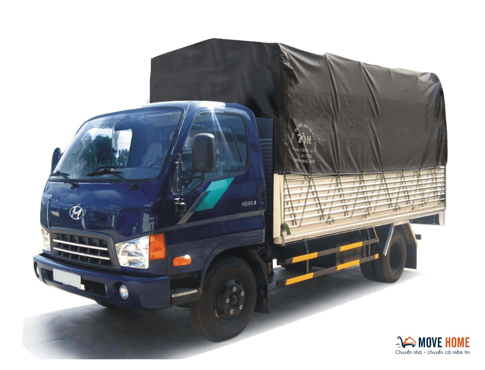 Nên thuê xe tải tự lái hay xe tải có tài xế