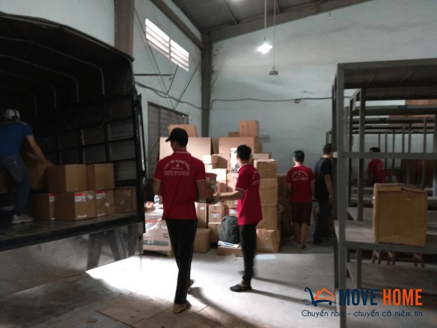 Ưu điểm của dịch vụ chuyển nhà xưởng – kho hàng