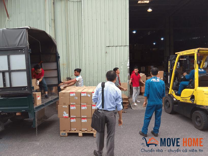 Vận chuyển nhà xưởng – di dời kho bãi có khó không?