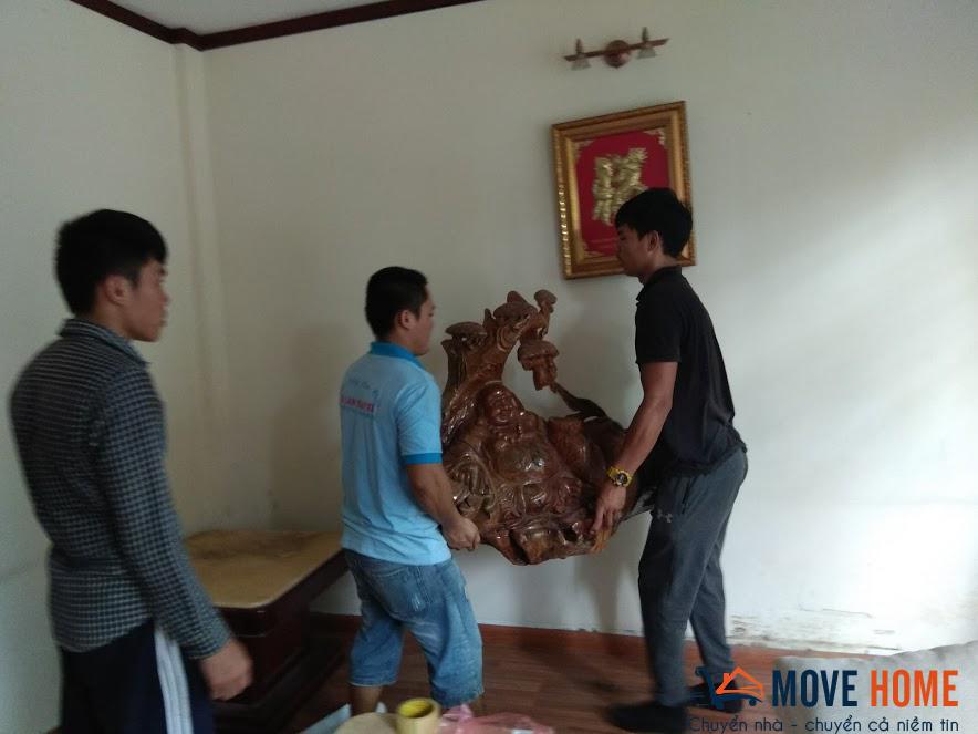 Công ty chuyển nhà trọn gói giá rẻ tại Hà Nội