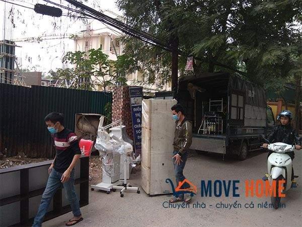 Giá chuyển phòng trọ rẻ nhất trên thị trường chỉ có tại Move Home 2