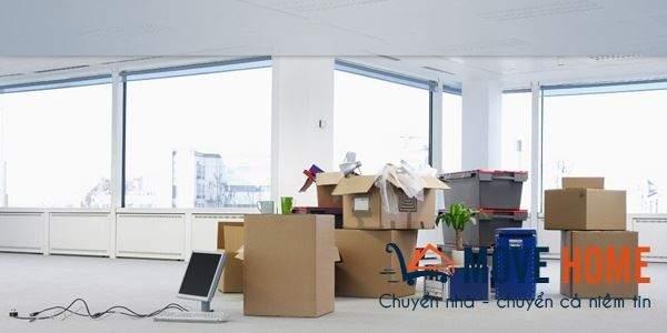 Move Home chuyển văn phòng trọn gói tại Hà Nội 2