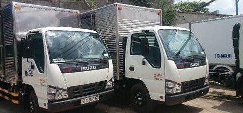 cho thuê xe tải nhỏ tự lái