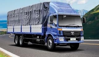 giá thuê xe tải vận chuyển